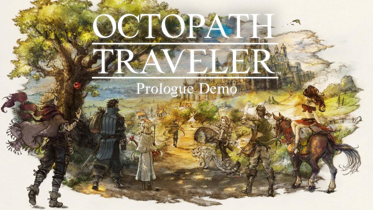 【レビュー】『オクトパストラベラー』自由気ままに旅ができる最高なRPGの魅力を伝えたい